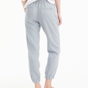 💛 J.Crew seaside pant grey